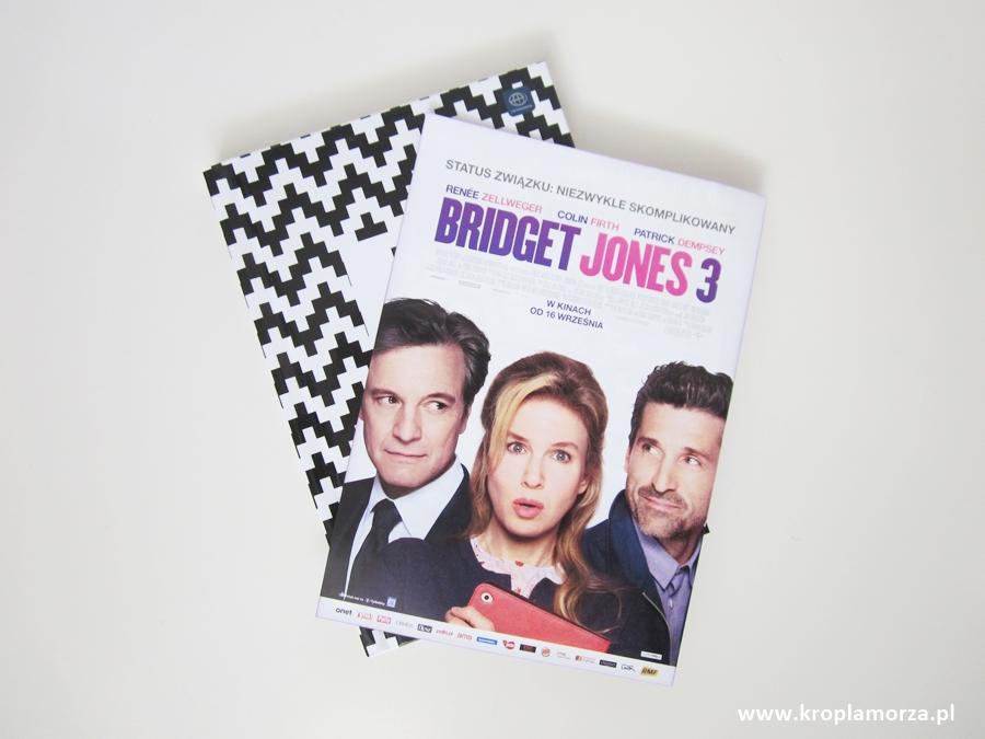 Recencja Bridget Jones 3 kropla morza