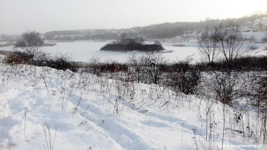 Zimowe atrakcje dla dzieci - kropla morza