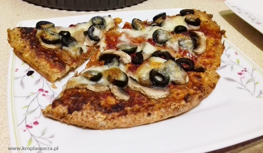 pizza dietetyczna