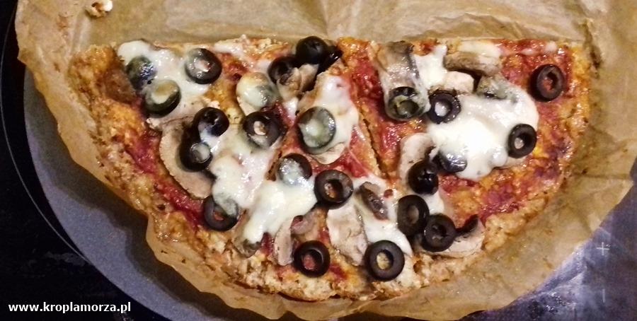 pizza dietetyczna_kropla morza
