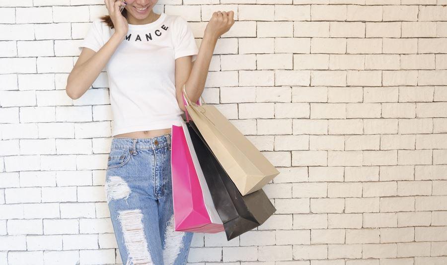 Jak kupować ciuchy, gdytyjemy