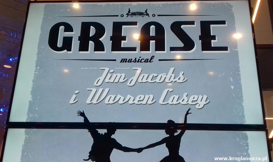 Grease musical w teatrze muzycznym