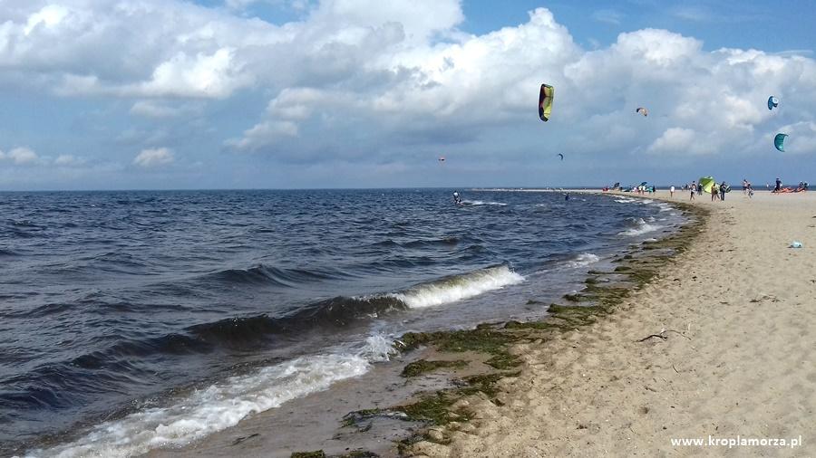 kitesurfing-rewa-na weekend-rewski-cypel