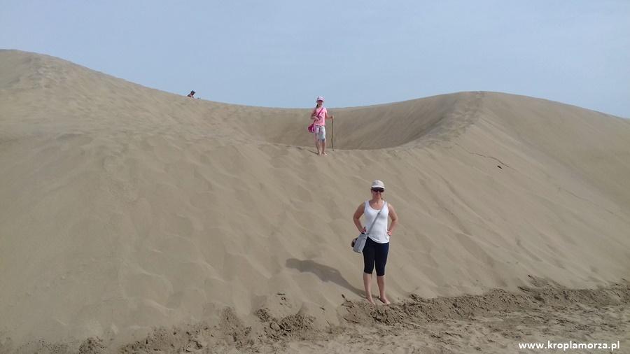 plaze-gran-canarii-wydmy-dunas-maspalomas
