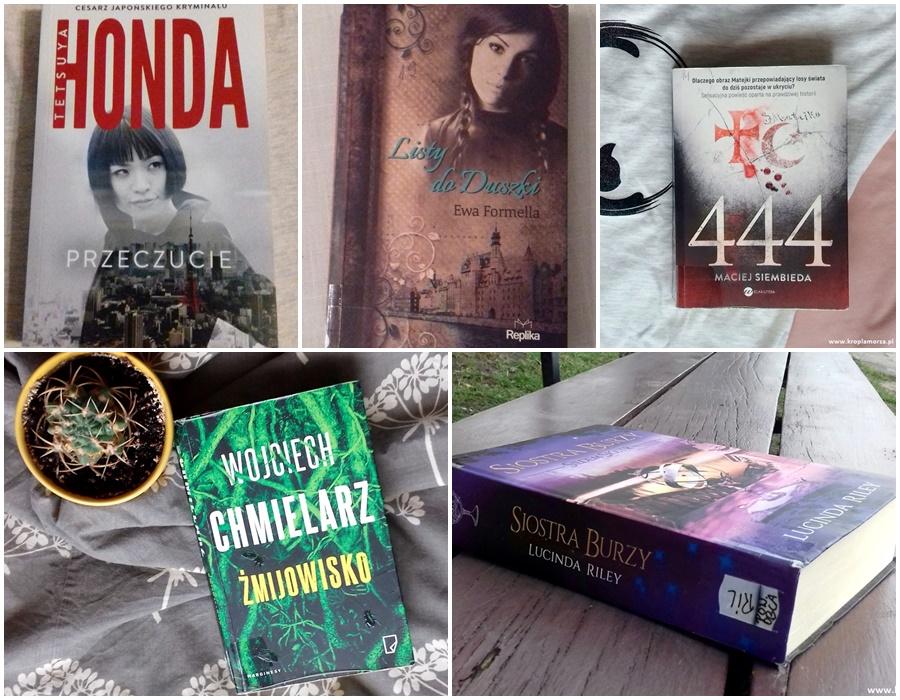 5 książek na wiosnę