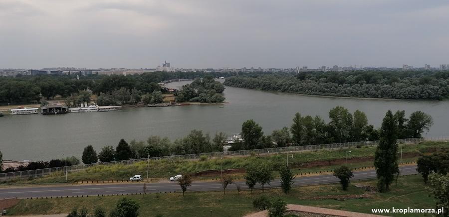 Belgrad Sawa Dunaj