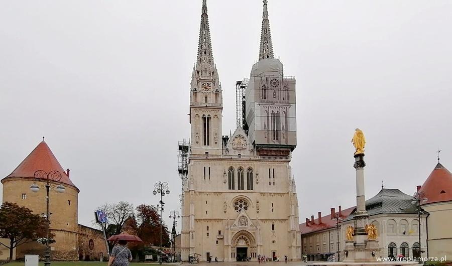 Zagrzeb katedra
