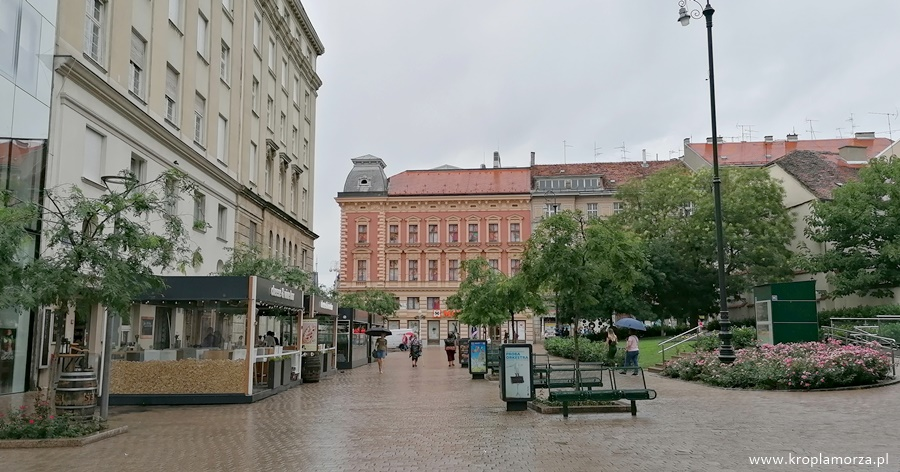 Chorwacja city break