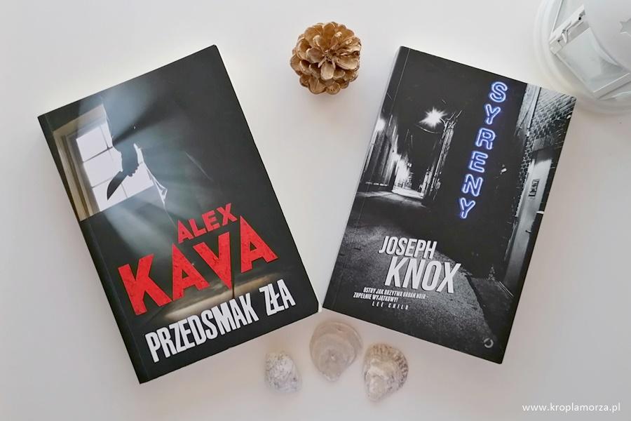 Alex Kava Przedsmak zła
