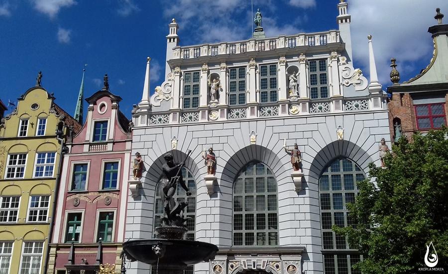 trasa zwiedzania Gdańsk
