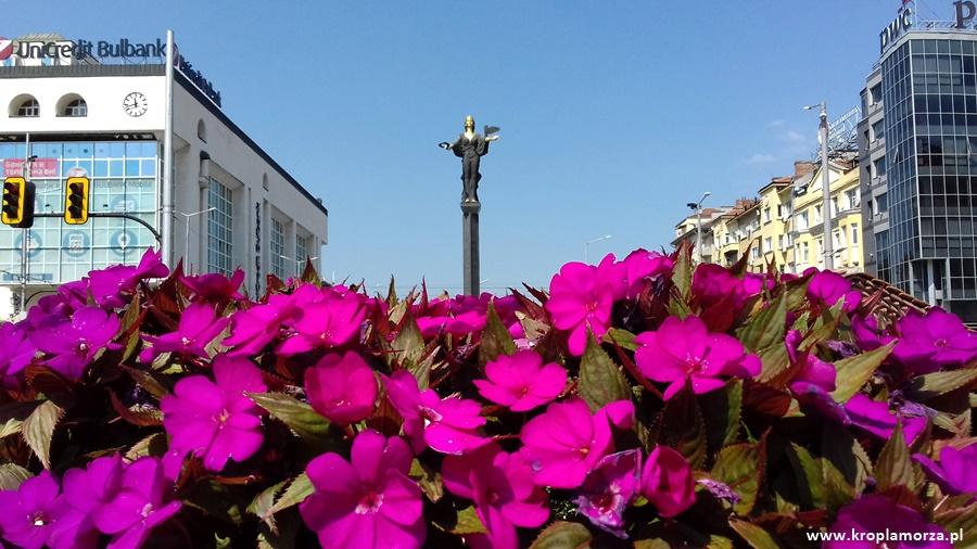 Pomnik św.Sofii wSofii