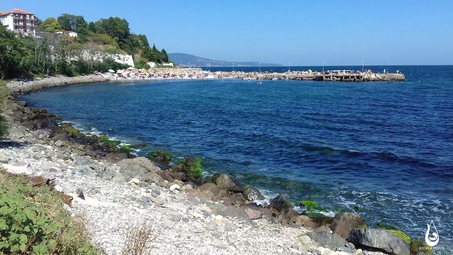 Nessebar plaża Bunata