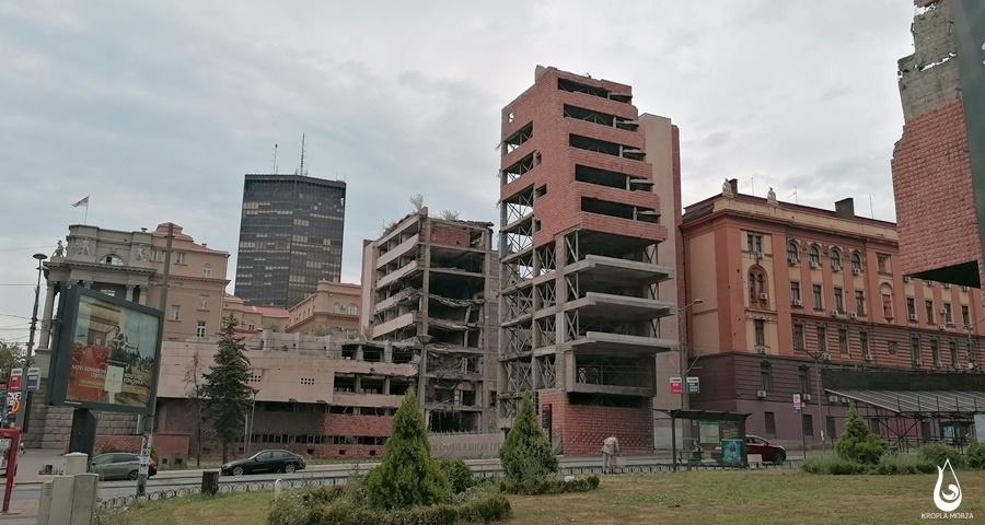 Belgrad-zbombardowane-budynki