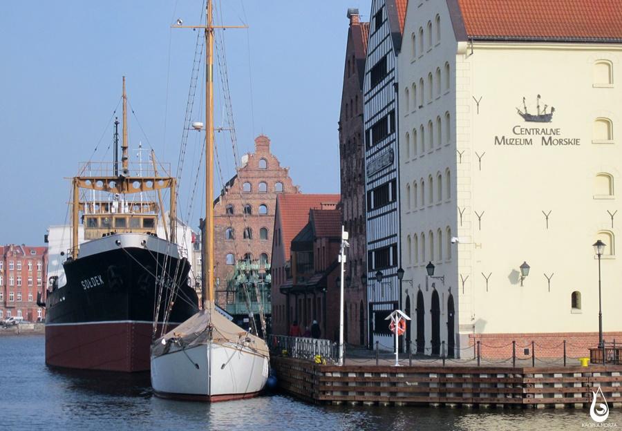 sołdek muzeum statek