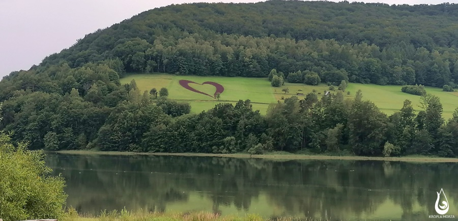 serce-jezioro-myczkowskie-bieszczady