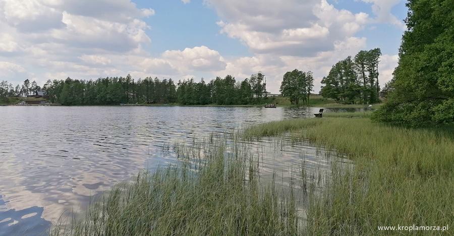 Jezioro Dywańskie Kaszuby