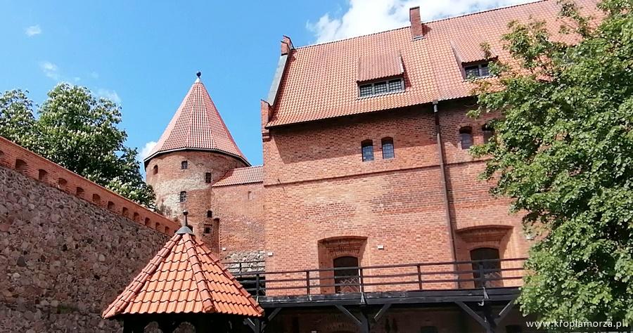 Zamek Bytów Muzeum Zachodniokaszubskie