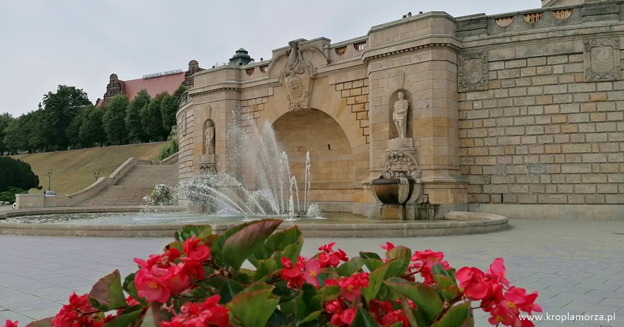 Szczecin-atrakcje-fontanna